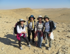 2014 - Lab Trip to Wadi Hatzatz and Wadi Daroch picture no. 31