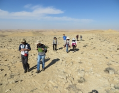 2014 - Lab Trip to Wadi Hatzatz and Wadi Daroch picture no. 32