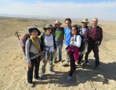 2014 - Lab Trip to Wadi Hatzatz and Wadi Daroch picture no. 35
