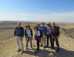 2014 - Lab Trip to Wadi Hatzatz and Wadi Daroch picture no. 36