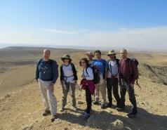 2014 - Lab Trip to Wadi Hatzatz and Wadi Daroch picture no. 37