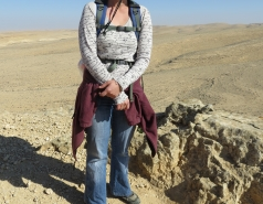 2014 - Lab Trip to Wadi Hatzatz and Wadi Daroch picture no. 38