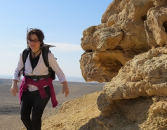 2014 - Lab Trip to Wadi Hatzatz and Wadi Daroch picture no. 40