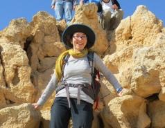 2014 - Lab Trip to Wadi Hatzatz and Wadi Daroch picture no. 42