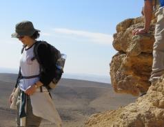 2014 - Lab Trip to Wadi Hatzatz and Wadi Daroch picture no. 45