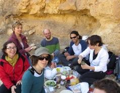 2014 - Lab Trip to Wadi Hatzatz and Wadi Daroch picture no. 49