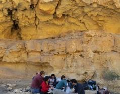 2014 - Lab Trip to Wadi Hatzatz and Wadi Daroch picture no. 51