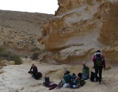 2014 - Lab Trip to Wadi Hatzatz and Wadi Daroch picture no. 53