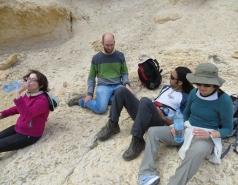2014 - Lab Trip to Wadi Hatzatz and Wadi Daroch picture no. 54