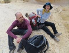 2014 - Lab Trip to Wadi Hatzatz and Wadi Daroch picture no. 55
