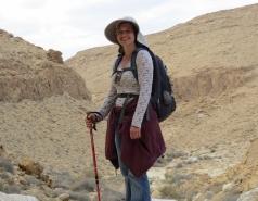 2014 - Lab Trip to Wadi Hatzatz and Wadi Daroch picture no. 57