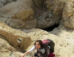 2014 - Lab Trip to Wadi Hatzatz and Wadi Daroch picture no. 70