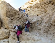 2014 - Lab Trip to Wadi Hatzatz and Wadi Daroch picture no. 76