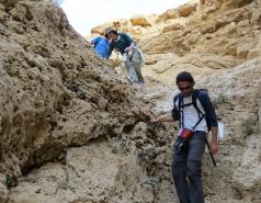 2014 - Lab Trip to Wadi Hatzatz and Wadi Daroch picture no. 77