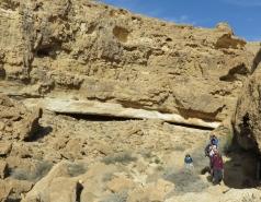 2014 - Lab Trip to Wadi Hatzatz and Wadi Daroch picture no. 79