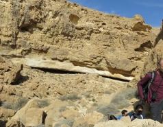 2014 - Lab Trip to Wadi Hatzatz and Wadi Daroch picture no. 80