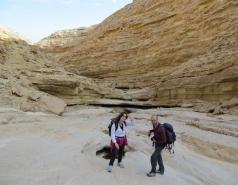 2014 - Lab Trip to Wadi Hatzatz and Wadi Daroch picture no. 81