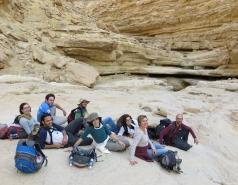 2014 - Lab Trip to Wadi Hatzatz and Wadi Daroch picture no. 83