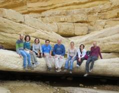2014 - Lab Trip to Wadi Hatzatz and Wadi Daroch picture no. 85