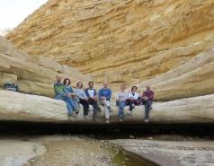 2014 - Lab Trip to Wadi Hatzatz and Wadi Daroch picture no. 87