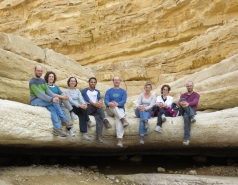 2014 - Lab Trip to Wadi Hatzatz and Wadi Daroch picture no. 88