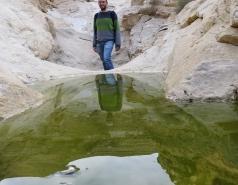 2014 - Lab Trip to Wadi Hatzatz and Wadi Daroch picture no. 91