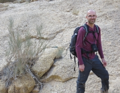 2014 - Lab Trip to Wadi Hatzatz and Wadi Daroch picture no. 93