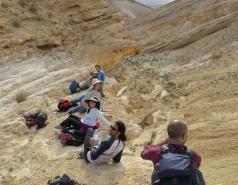 2014 - Lab Trip to Wadi Hatzatz and Wadi Daroch picture no. 94