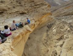 2014 - Lab Trip to Wadi Hatzatz and Wadi Daroch picture no. 95