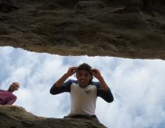 2014 - Lab Trip to Wadi Hatzatz and Wadi Daroch picture no. 96
