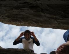 2014 - Lab Trip to Wadi Hatzatz and Wadi Daroch picture no. 97
