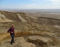 2014 - Lab Trip to Wadi Hatzatz and Wadi Daroch picture no. 99