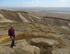 2014 - Lab Trip to Wadi Hatzatz and Wadi Daroch picture no. 100