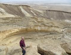 2014 - Lab Trip to Wadi Hatzatz and Wadi Daroch picture no. 101