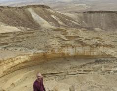 2014 - Lab Trip to Wadi Hatzatz and Wadi Daroch picture no. 102