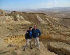 2014 - Lab Trip to Wadi Hatzatz and Wadi Daroch picture no. 103