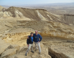 2014 - Lab Trip to Wadi Hatzatz and Wadi Daroch picture no. 104