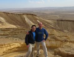 2014 - Lab Trip to Wadi Hatzatz and Wadi Daroch picture no. 105