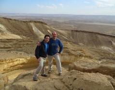 2014 - Lab Trip to Wadi Hatzatz and Wadi Daroch picture no. 106