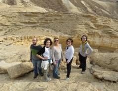2014 - Lab Trip to Wadi Hatzatz and Wadi Daroch picture no. 108
