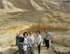 2014 - Lab Trip to Wadi Hatzatz and Wadi Daroch picture no. 109