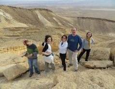 2014 - Lab Trip to Wadi Hatzatz and Wadi Daroch picture no. 111