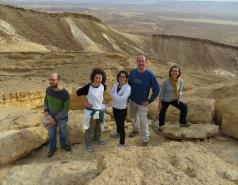 2014 - Lab Trip to Wadi Hatzatz and Wadi Daroch picture no. 112