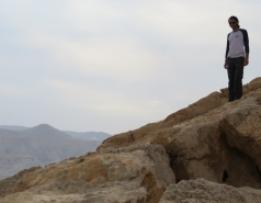 2014 - Lab Trip to Wadi Hatzatz and Wadi Daroch picture no. 113