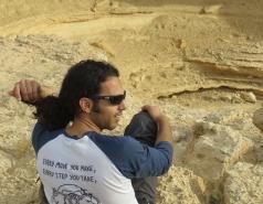 2014 - Lab Trip to Wadi Hatzatz and Wadi Daroch picture no. 114