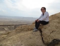 2014 - Lab Trip to Wadi Hatzatz and Wadi Daroch picture no. 115
