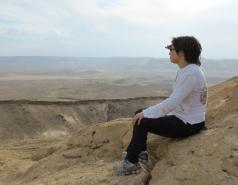 2014 - Lab Trip to Wadi Hatzatz and Wadi Daroch picture no. 116