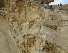 2014 - Lab Trip to Wadi Hatzatz and Wadi Daroch picture no. 117
