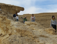 2014 - Lab Trip to Wadi Hatzatz and Wadi Daroch picture no. 118