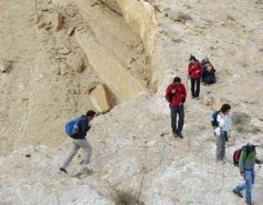 2014 - Lab Trip to Wadi Hatzatz and Wadi Daroch picture no. 120